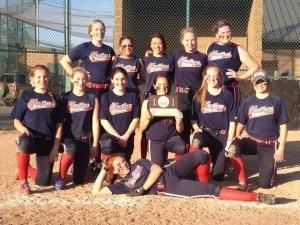- 14U Gold Champions